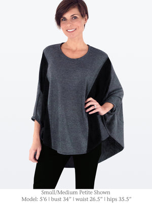 JUSTA - Sweater Knit Tunic
