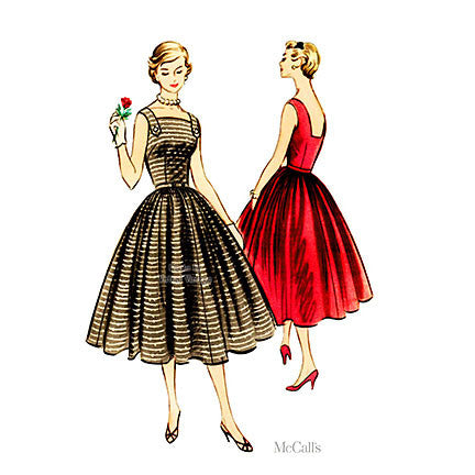 1940s & 1950s Sewing Patterns