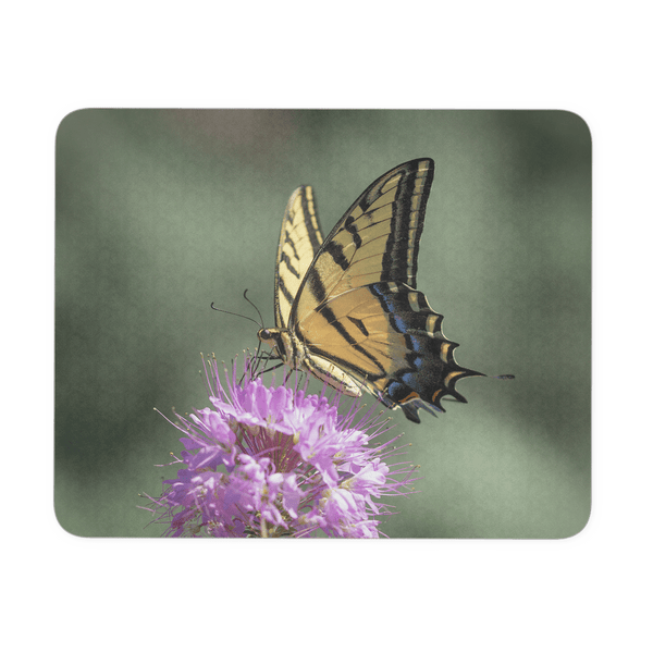Swallowtail Butterfly photo mouse pad