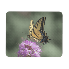 Butterfly Photo Mouse Pad, Nature Photography Mousepad, Butterfly Gifts