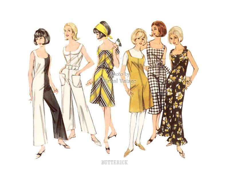 Butterick 3552 jumpsuit