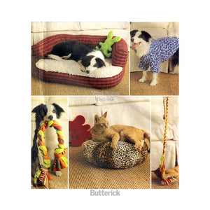 Pet Sewing Pattern, Butterick 4048