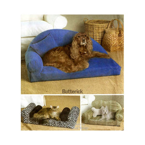 DIY Pet Bed Pattern, Butterick B4253