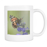 Butterfly Coffee Cup