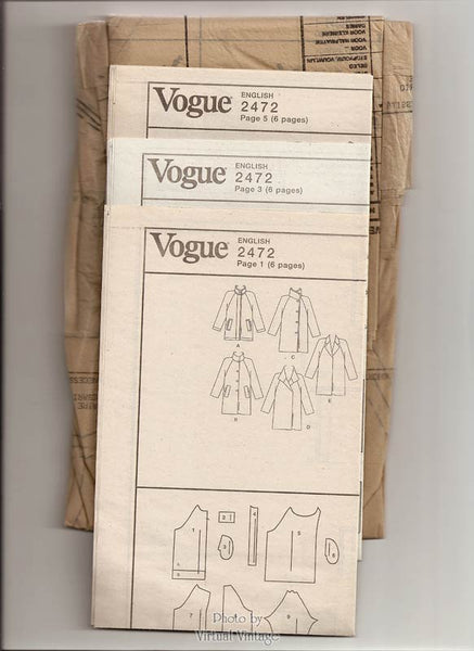 Vogue Basic Design 1472