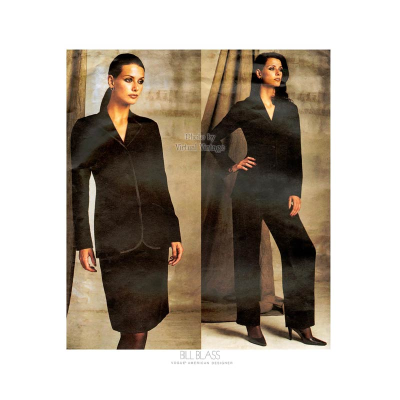 Vogue American Designer 2602, Plus Size Sewing Patterns