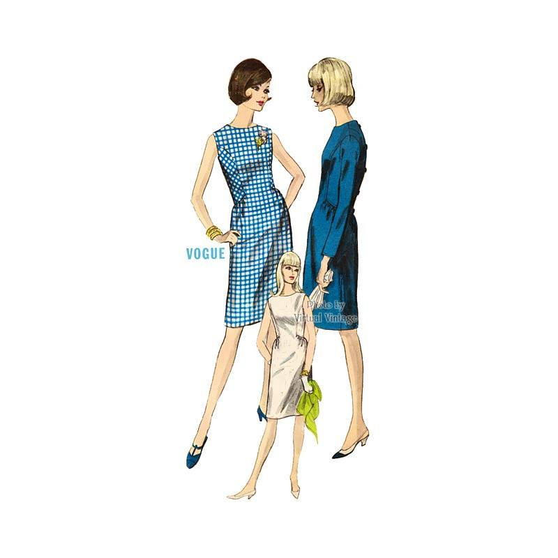 Vogue 6506 dress pattern