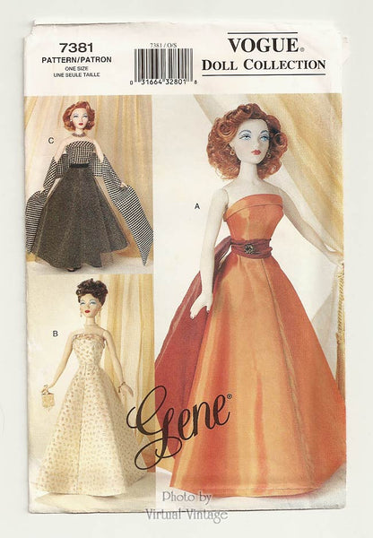 Vogue Doll Collection 7381