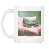 Anna's Hummingbird Coffee Mug Tea Cup