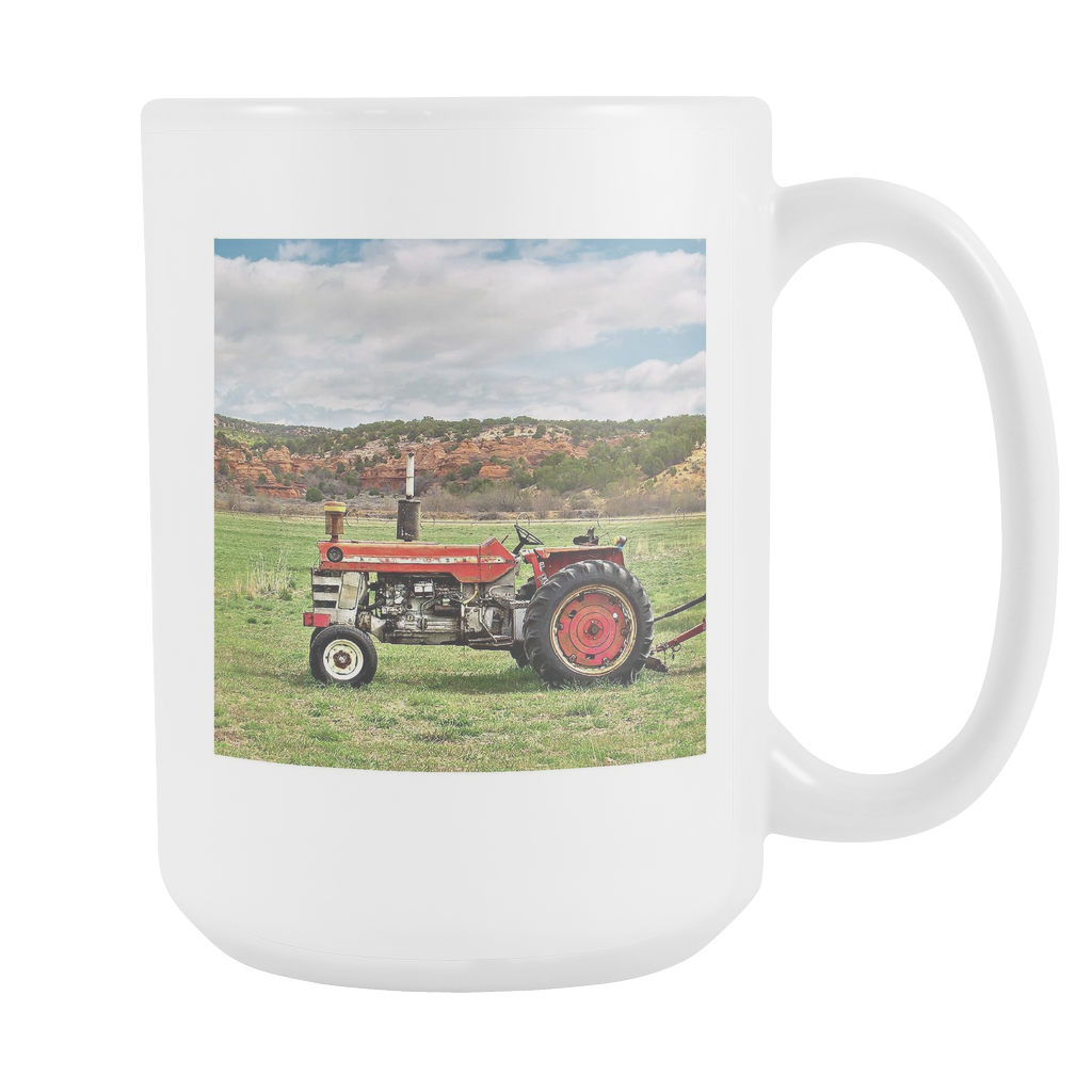 Massey Ferguson Tractor Mug, Gifts for Farmers