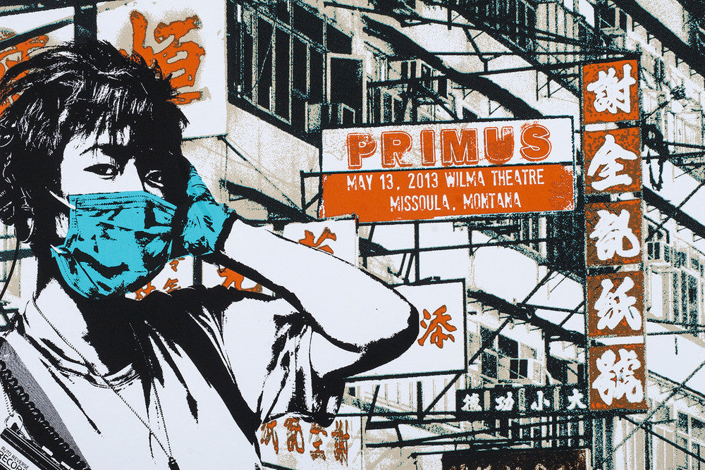 Primus Poster - edition of 200