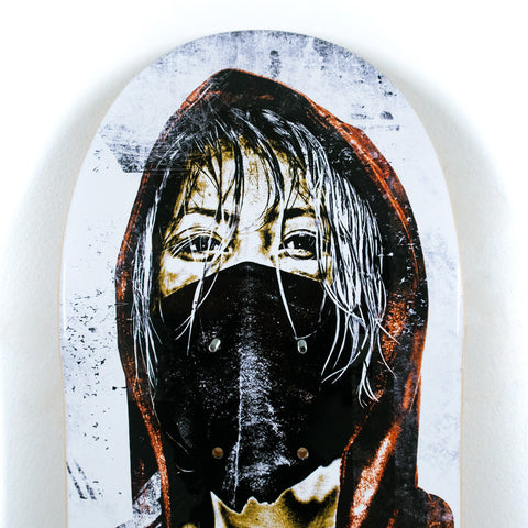 Les Saints Oubliés (The Forgotten Saints...) - Skate Deck