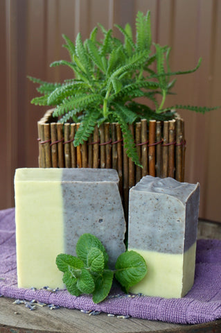 Lavender Mint Soap 2