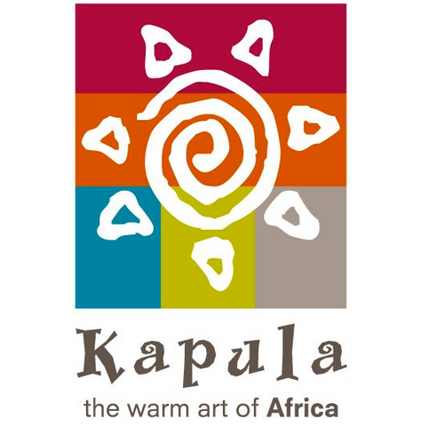 Kapula The Warm Heart of Africa Logo