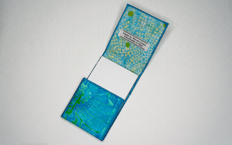 Woven Grace Pocket Notepad