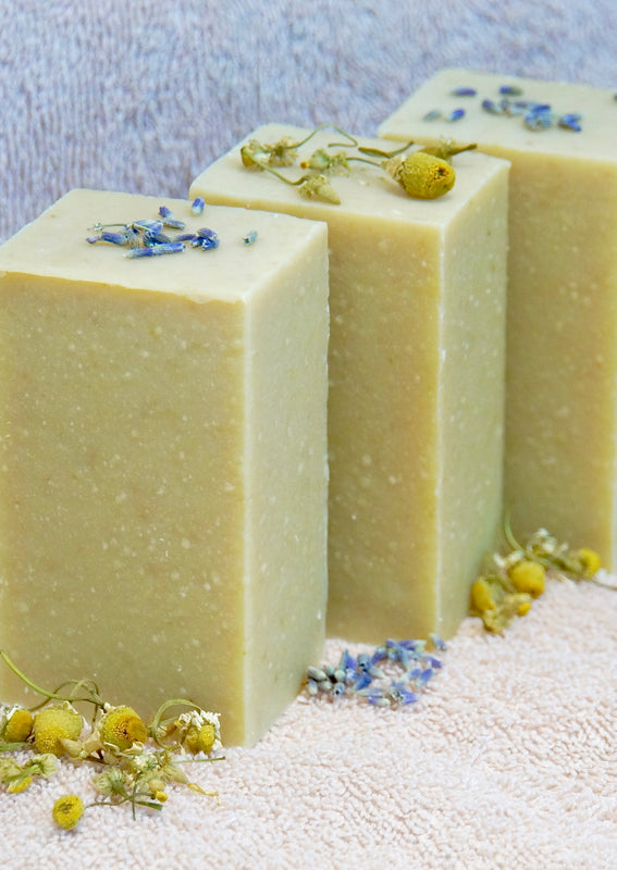 TLC* Handmade Goat Milk Soap