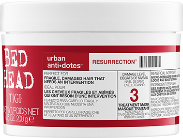 UA RESURRECTION TREATMENT MASK  7.05 oz 200G