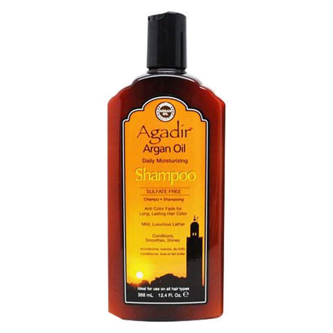 Argan Oil Daily Moisturizing Shampoo 350ml
