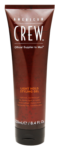 Light Hold Styling Gel 250ml