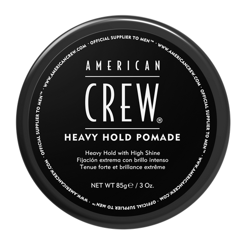 Heavy Hold Pomade 85grs