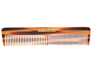 Deluxe Amber Dressing Comb
