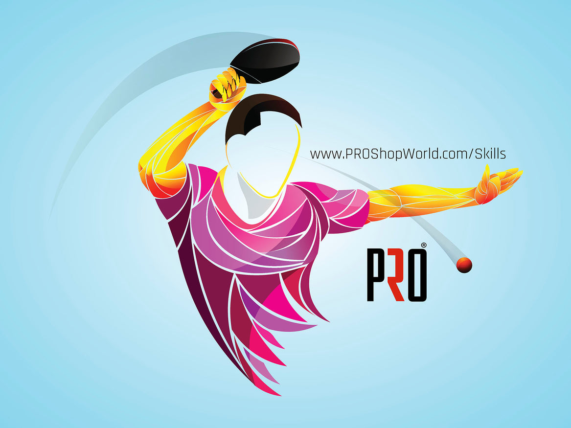 PRO Ping Pong Table Tennis Skill Academy Training Program - Improve your Table Tennis Skills