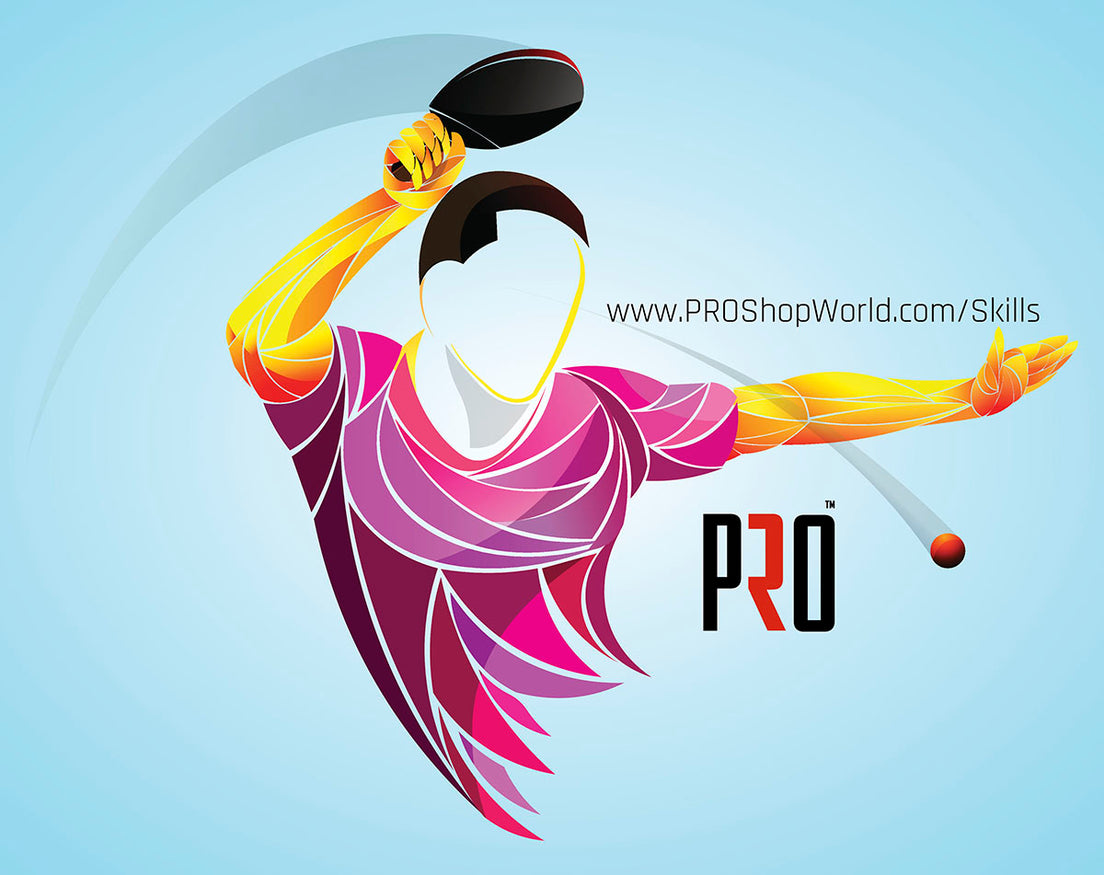 PRO Shop World - Table Tennis / Ping Pong Training / Skills