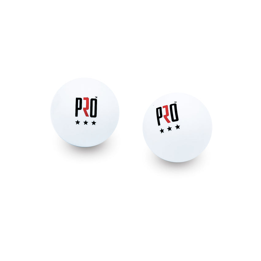 PRO Ping Pong three star premium balls