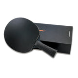 PRO Ping Pong paddle with box on the side