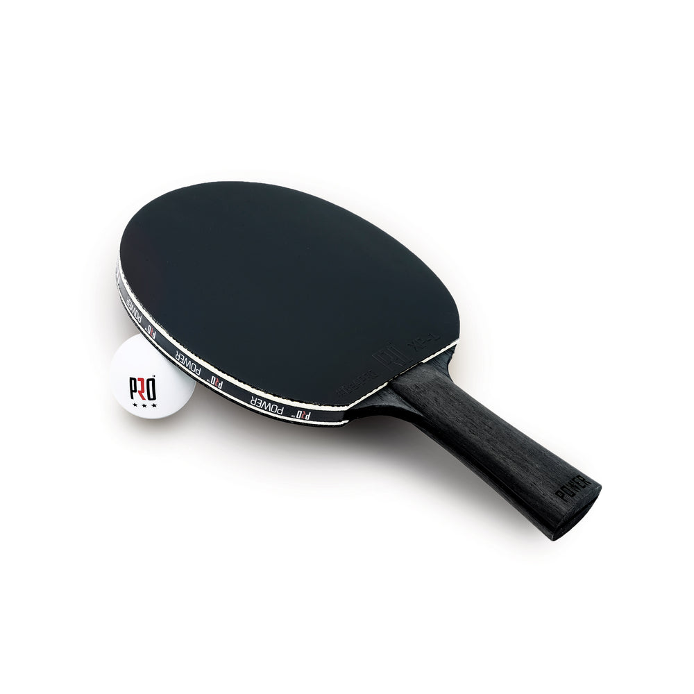 PRO Power Ping Pong paddle with ball
