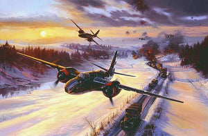 Raising Havoc in the Ardennes by Nicolas Trudgian