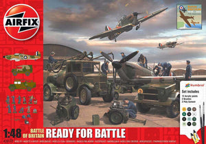 Battle of Britain - Ready for Battle Gift Set 1:48