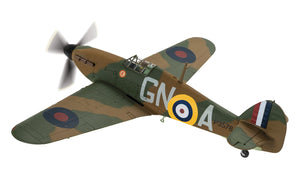 Hawker Hurricane Mk.I, P3576 (GN-A), Flight Lieutenant James Brindley Nicolson (VC)
