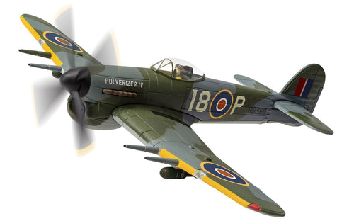Hawker Typhoon Mk.Ib 'Pulverizer' No. 440 Sqn RCAF 'City of Ottawa'