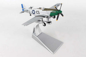 North American P-51D Mustang, 44-14733/CS-L 'Daddy's Girl', Capt. Ray Wetmore