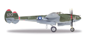 "AAF P-38L ""Thoughts of Midnite"""