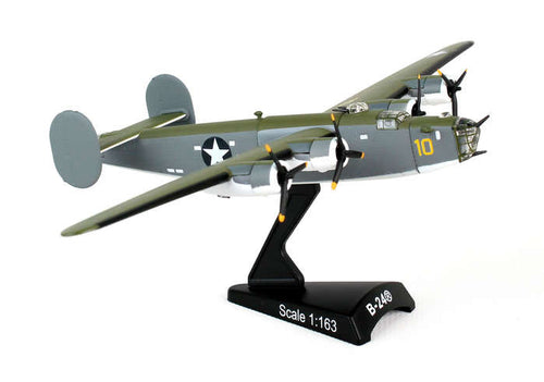 B-24D Liberator PB4Y Sub Hunter PS5557-2