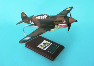 P-40B Tomahawk Bubble Top SE0016W