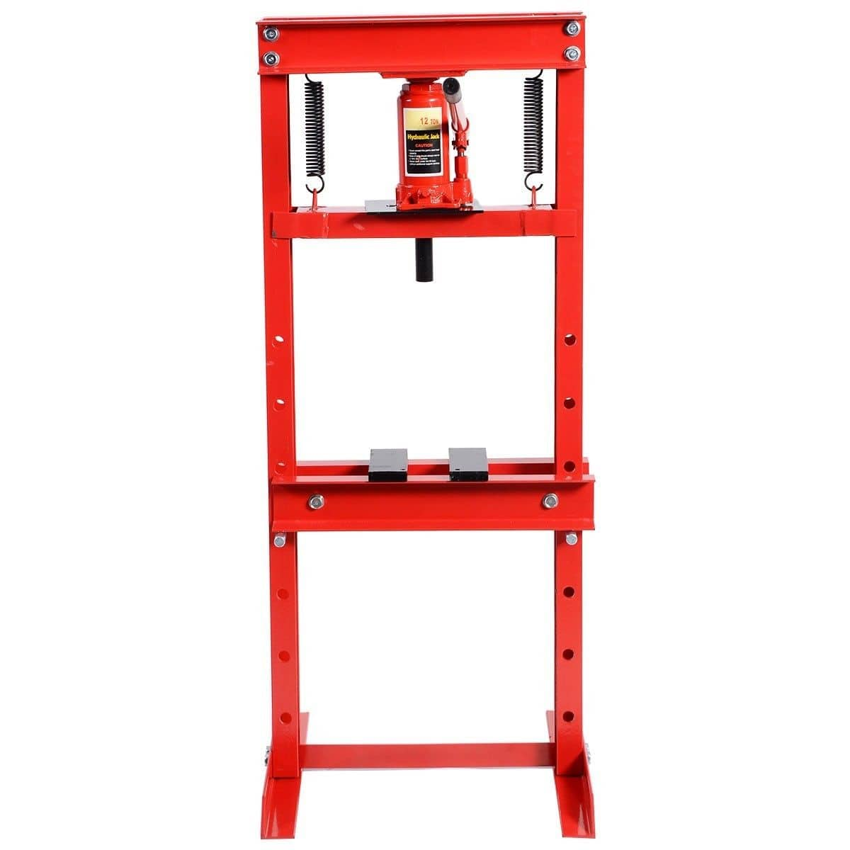 12 Ton H-Frame Shop Press Hydraulic Jack Stand