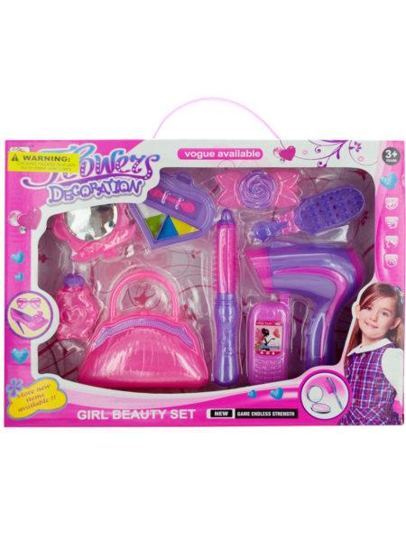 Play Fashion & Beauty Set (Available in a pack of 2)