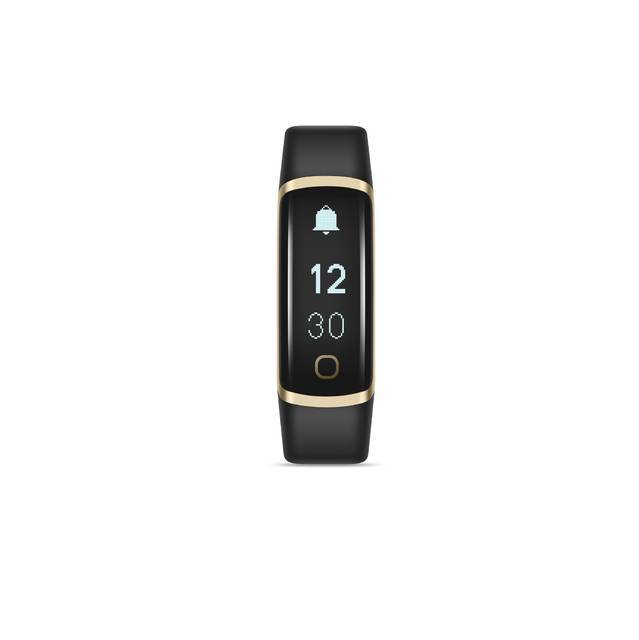 Lifesense WB-LSBANDS Band 2S Heart Rate Fitness Tracker (Black)