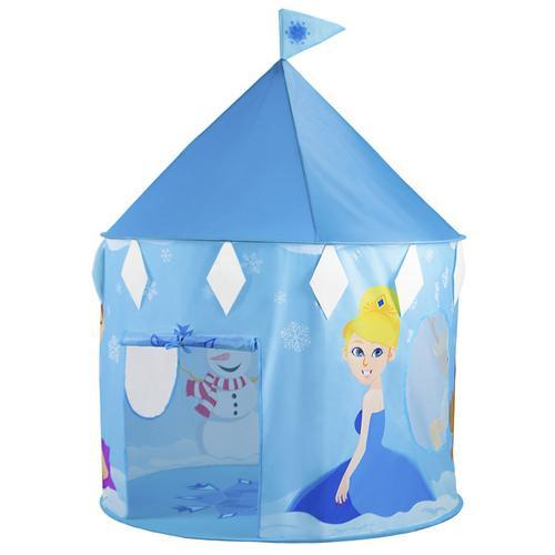 Princess Neve's Ice Castle Pop Up Play Tent
