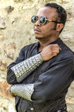 Dragon Skin Bracers