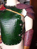 Single or Pair of Dragon Shoulder Armor