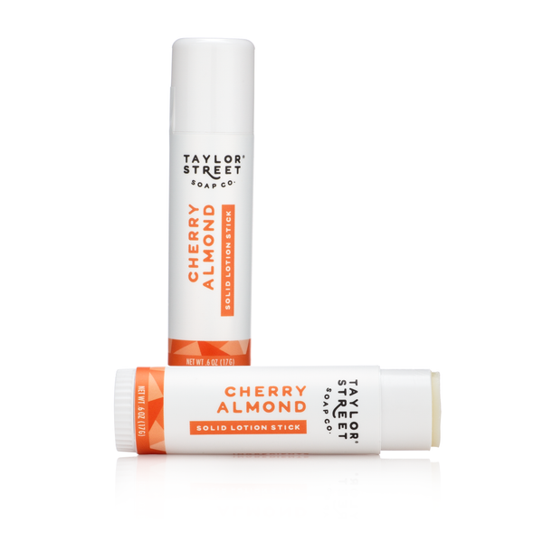 Cherry Almond Solid Lotion Stick®