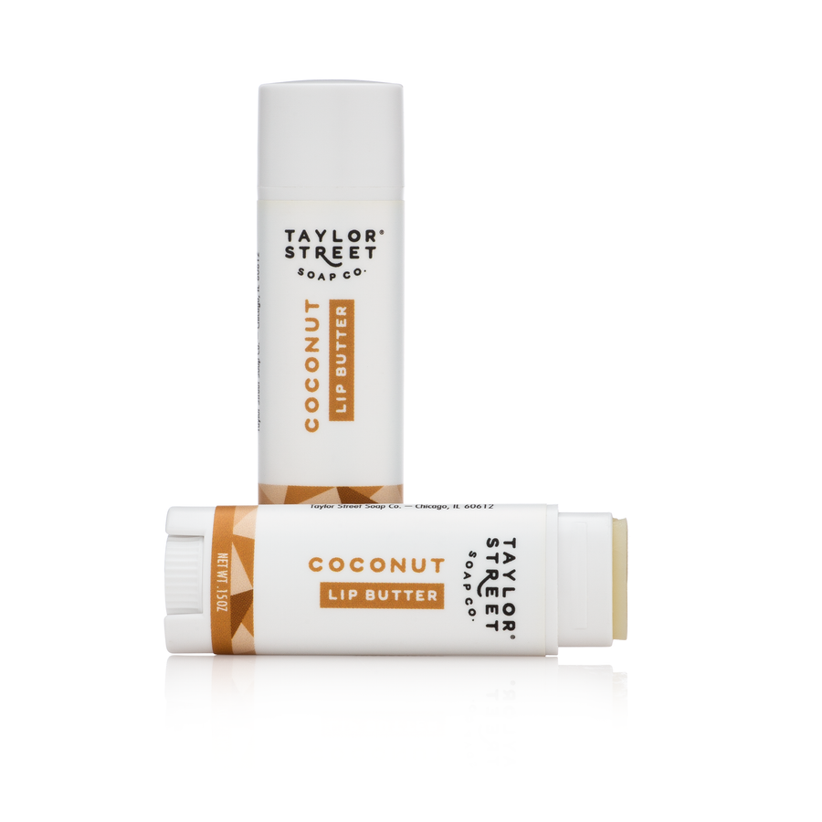coconut lip balm lip butter
