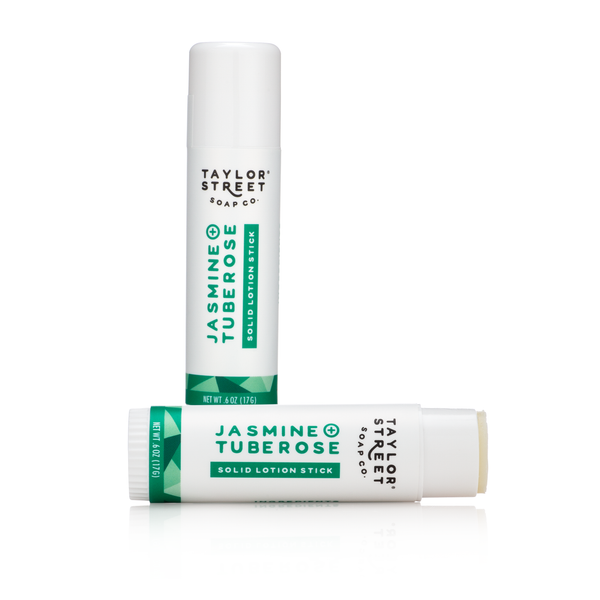 Jasmine & Tuberose Solid Lotion Stick