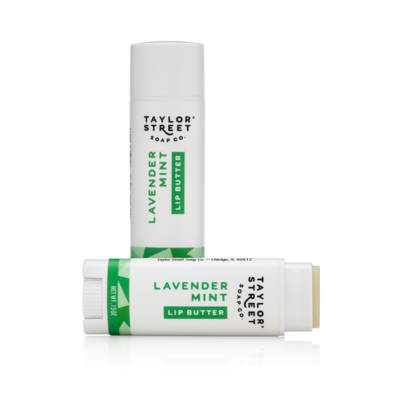 Lavender Mint Luxury Lip Butter