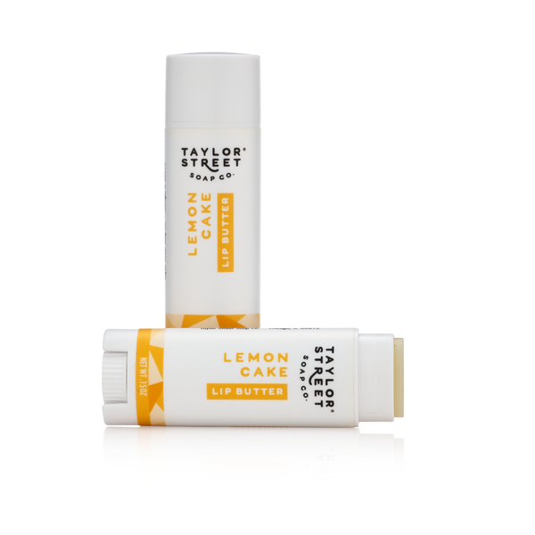 Lemon Cake Luxury Lip Butter
