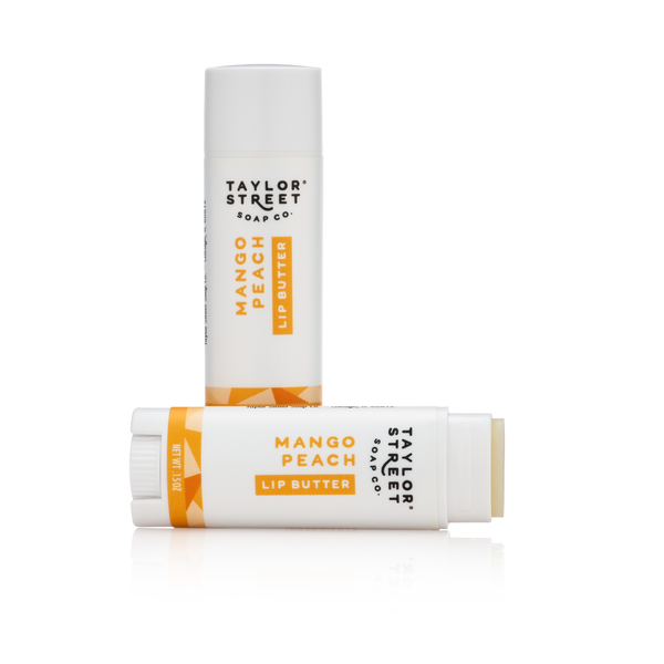 Mango Peach Luxury Lip Butter